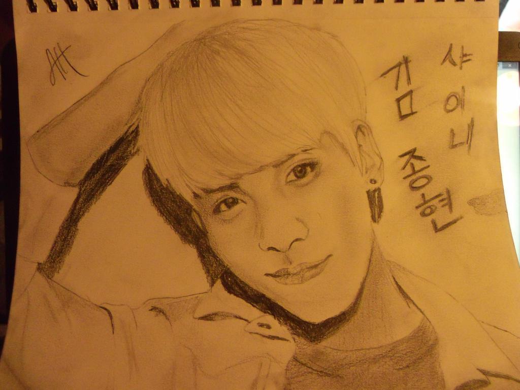 Jjong by YearOfTheStar