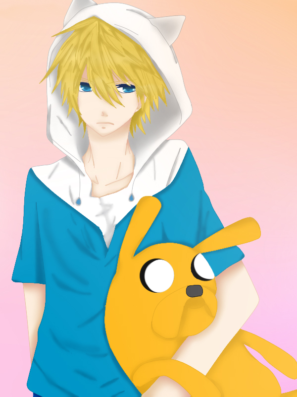 Finn anime version adventure time by emiikagamine on deviantart finn anime version adventure time by emiikagamine altavistaventures Image collections