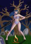 Princess Prin Prin Battle mode by dixcreate
