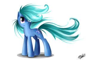 Sea pony by B---K