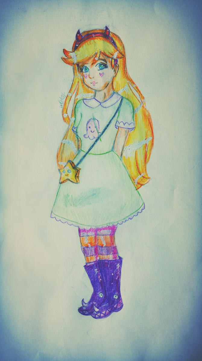 Star Butterfly by NatanychR
