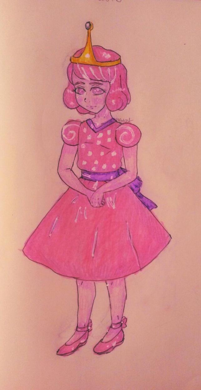 Princess Bubblegum by NatanychR