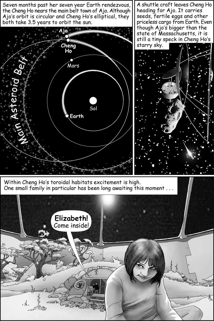 Sol Comics Page 1