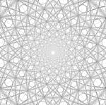 Harmonic perspective spiral