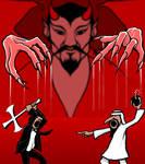 Satan's puppets