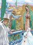 Pope Francis, Bishop Kicanas