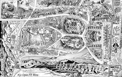 Ajo Cartoon Map 180412 by Hop41