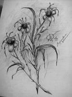 Fleurs Mortes by ADarkrose