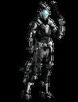 Exo-Armor Suit