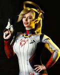 Battle Mercy by Jessica Luna Cosplay