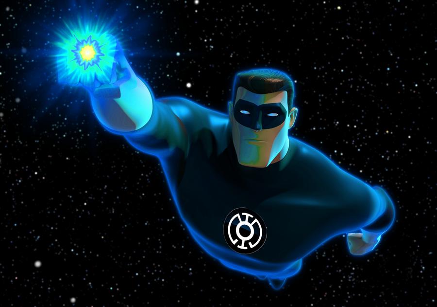 Blue lantern corps razer - photo#17