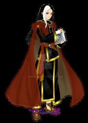 High Priest Livan Laley