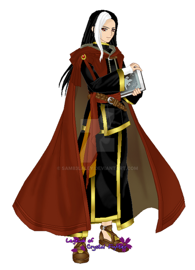High Priest Livan Laley by Sam83Laley