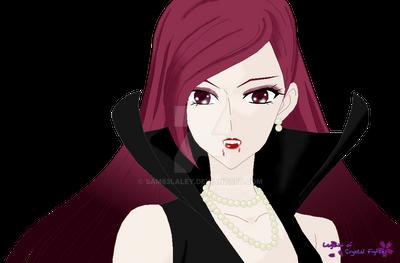 Vampire Queen Scarlett by Sam83Laley