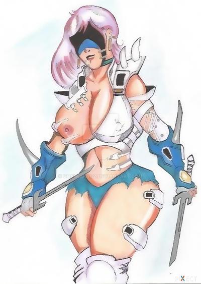 Killer Kobalt (Agent 27) by Goshogun-Z