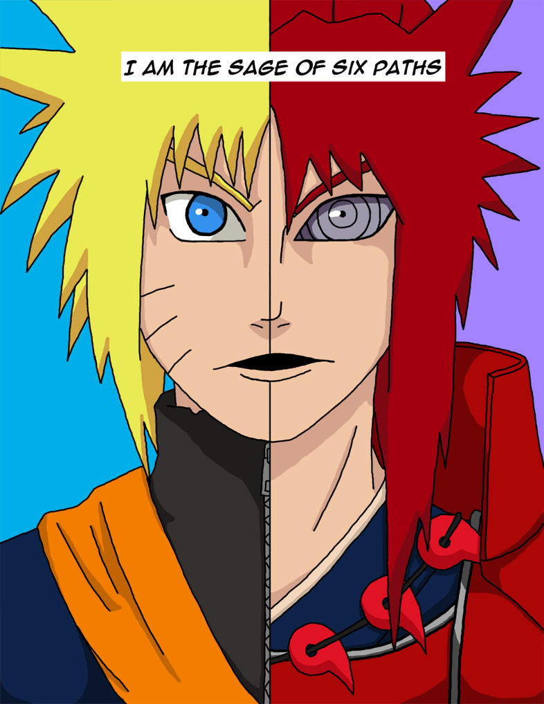 naruto i am the sage of six paths by jamesdfawkes on