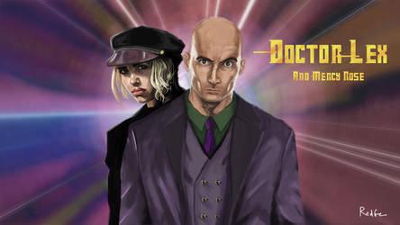 Doctor Lex - Fan Art Doctor Who/Superman