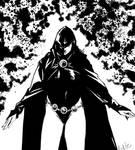 Sketching Raven