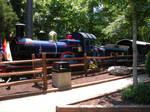 Balmoral Castle train