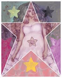 Rose Quartz by AliceMeichi