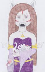 Me as Amaterasu