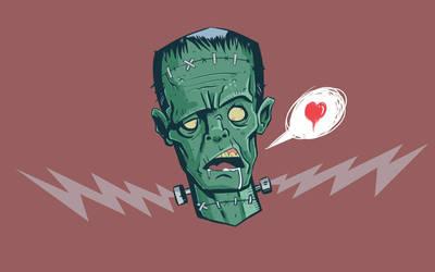 Frankie wants love! by Danibrochero