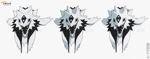 Caecus Sketch [Blankbird]