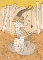 Tree Beastie by Longhair