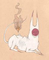 Sphynx by Longhair