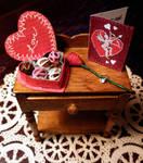 Last Year's Mini Valentine