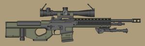 M-14 Chimera Mod