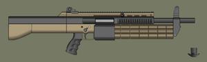 Thunderbolt 12 shotgun