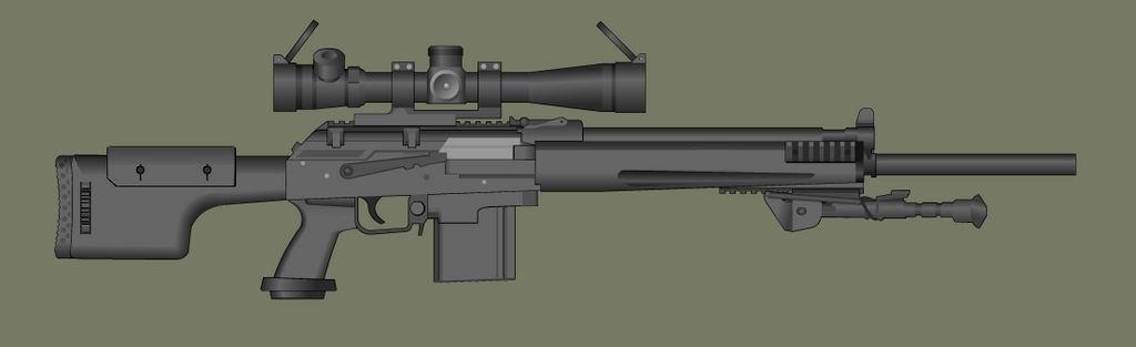 AK DMR Quick build by PatTheGunartist