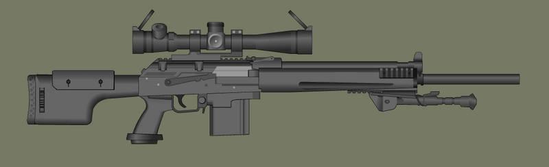AK DMR Quick build