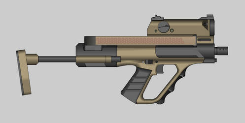 AUP-90 PDW by PatTheGunartist