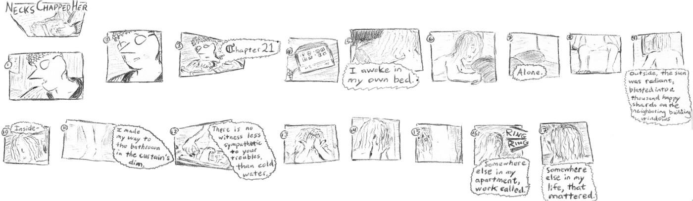 No witness less sympathetic ~ArtGumshoe.com 10.17 by KCclearwater