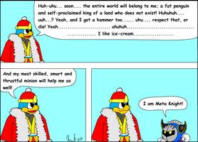 King Dedede the stupid by Kurvos