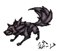 Beast - Fellwolf by Kurvos