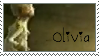 Olivia stamp by AzusaKazuko