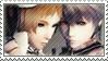 Stamp: Allura + Rachel by NohrPrincess