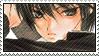 Stamp: Kaname Kusakabe by iKazuko