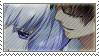 Stamp: Nanami + Ron by NohrPrincess