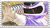 Stamp: Purple Ranger by NohrPrincess