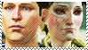 Stamp: Carver x Merrill by NohrPrincess