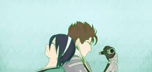 Kojuro x Tomohoko