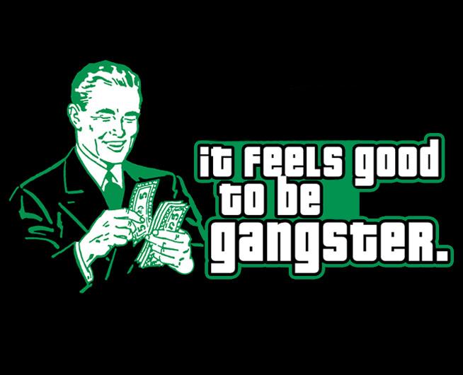 Geto boys - damn it feels good to be a gangsta