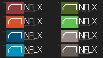 logotype colorsheet by neoflox