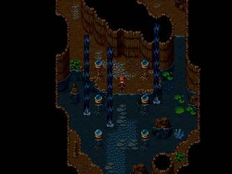 Temple de l'Eau [RPG Maker XP] by Dahakinou