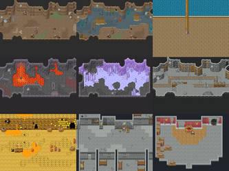 Battleback 01 [RPG Maker XP] by Dahakinou