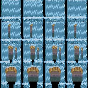 Charset Porte cascade [RPG Maker XP]